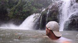 He pasado 2 días en la Selva mojado