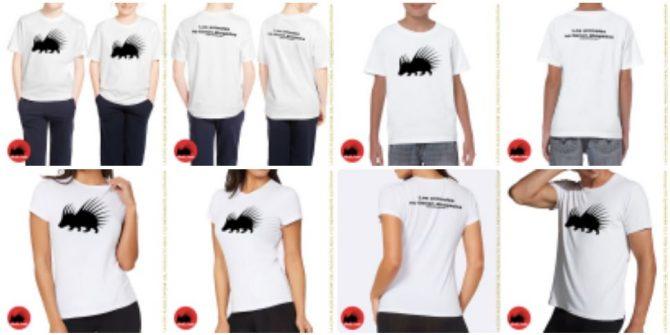 Camisetas ayudar